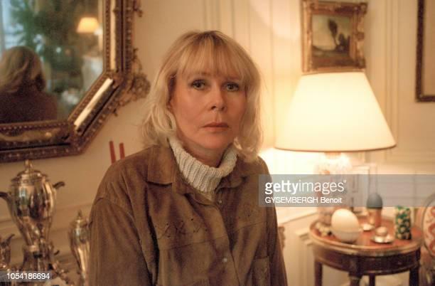 En janvier 2001 rendezvous avec Annika BRUMARK 52 ans à l'occasion de la parution dans son roman autobiographique 'Le réseau' Cet exmannequin suédois...
