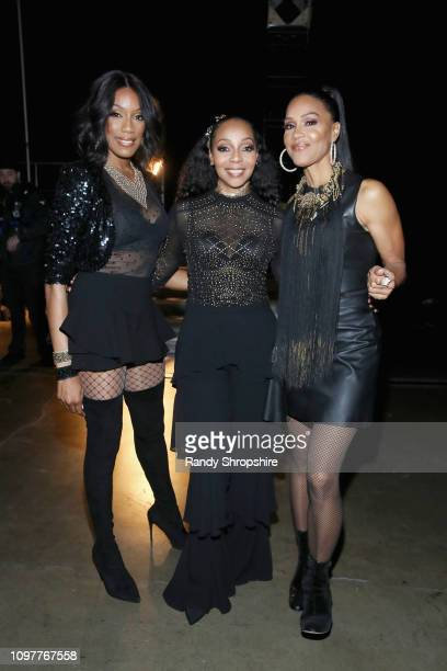 En Vogue attend the GRAMMY Celebration during the 61st Annual GRAMMY Award at Staples Center on February 10 2019 in Los Angeles California