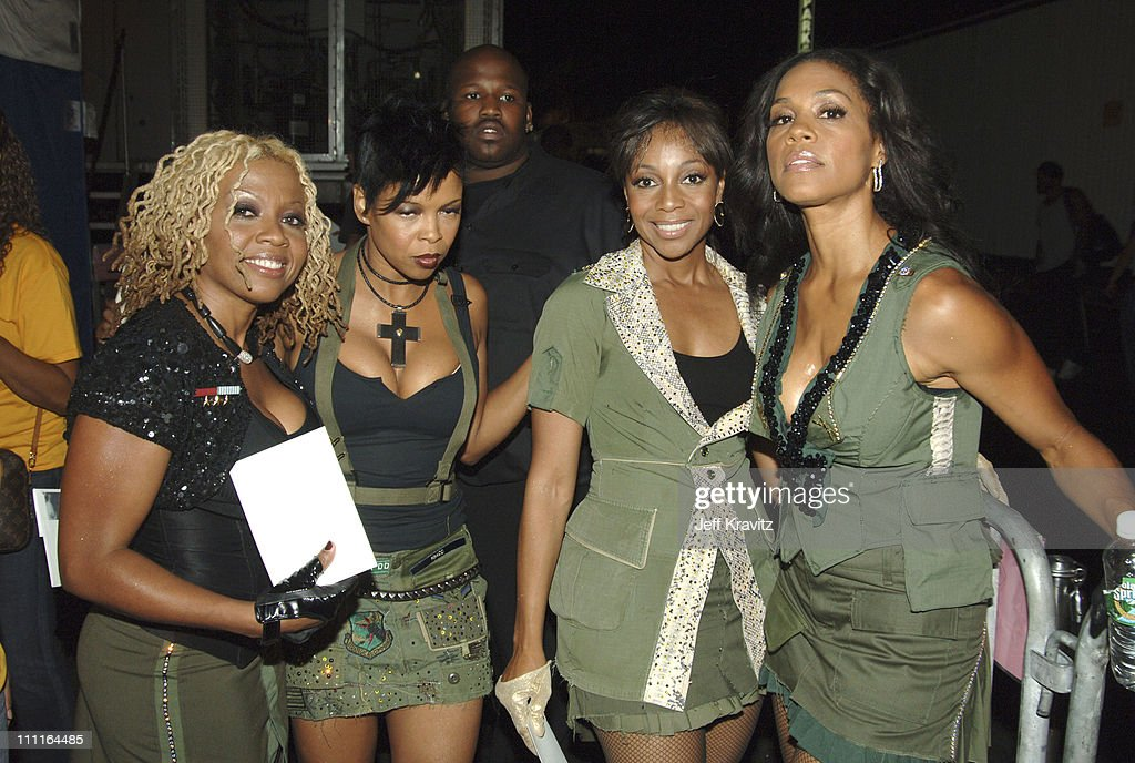 2005 VH1 Hip Hop Honors - Backstage and Audience