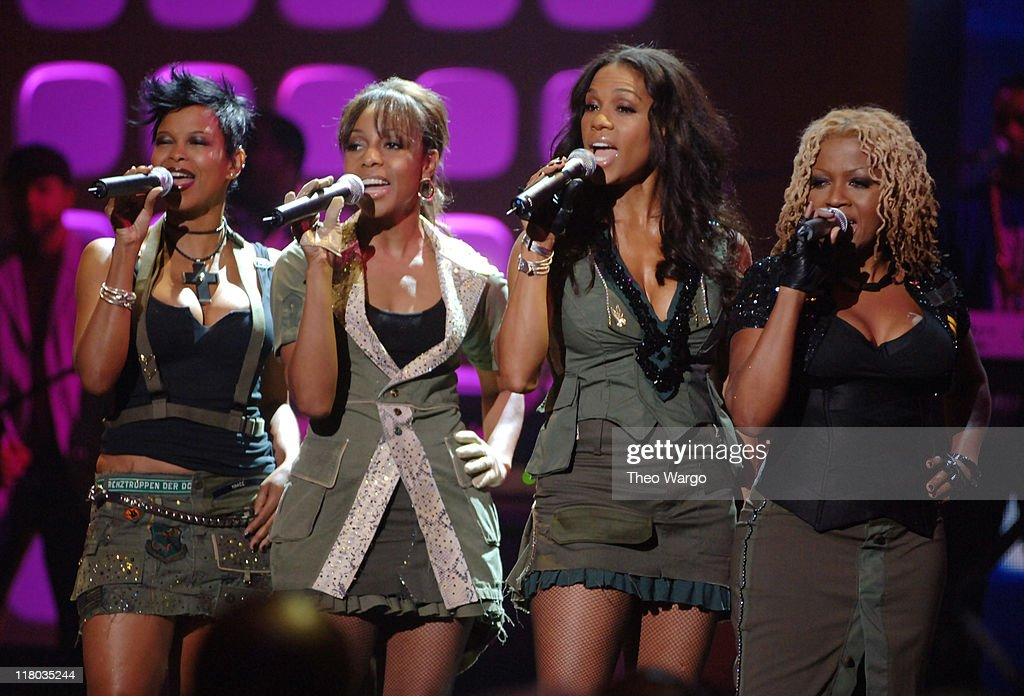 2005 VH1 Hip Hop Honors - Show