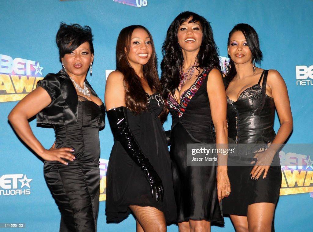 2008 BET Awards - Press Room