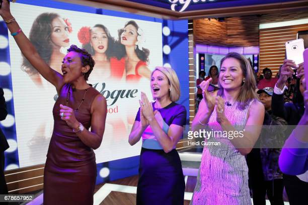 """En Vogue performs live on """"Good Morning America,"""" Thursday, May 4, 2017 airing on the Walt Disney Television via Getty Images Television Network...."""