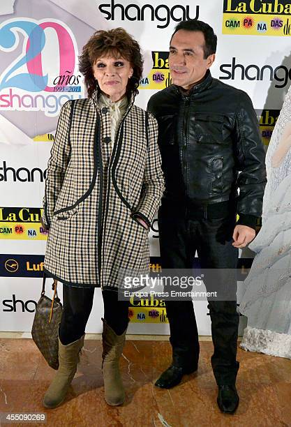 Encarnita Polo attends Shangay Magazine 20th Anniversary on December 10 2013 in Madrid Spain