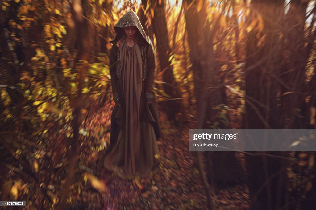 Enchantress : Stock Photo