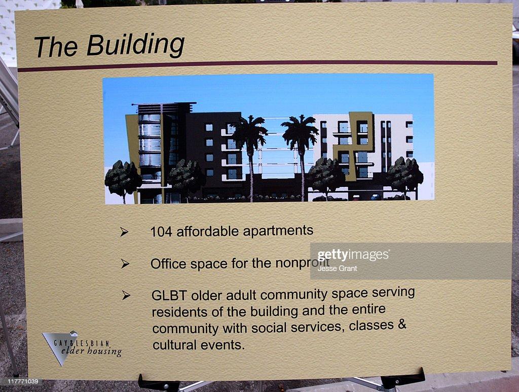 Gay and lesbian elder housing