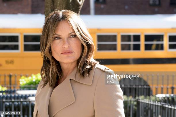 UNIT End Game Episode 2024 Pictured Mariska Hargitay as Lieutenant Olivia Benson