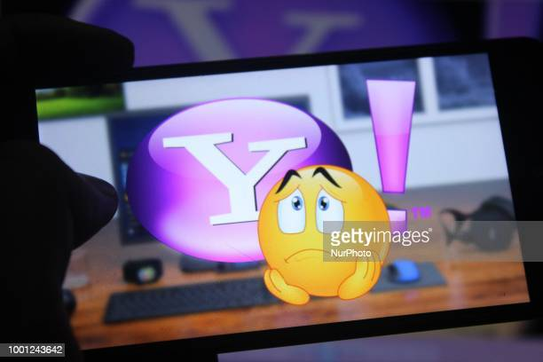 End of a Cyber era' Iconic Yahoo Messenger no longer be supported after after 17 July 2018 and it shuts down after 20 years As an alternative...