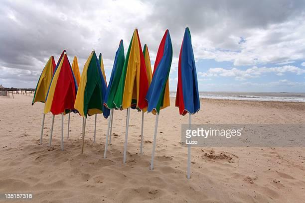 End of Season - Beach