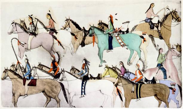 MT: 25th June 1876 - Battle of the Little Bighorn