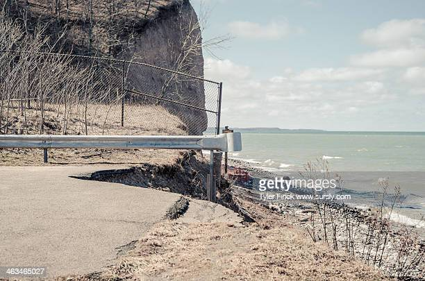 end of the road - sursly stock pictures, royalty-free photos & images