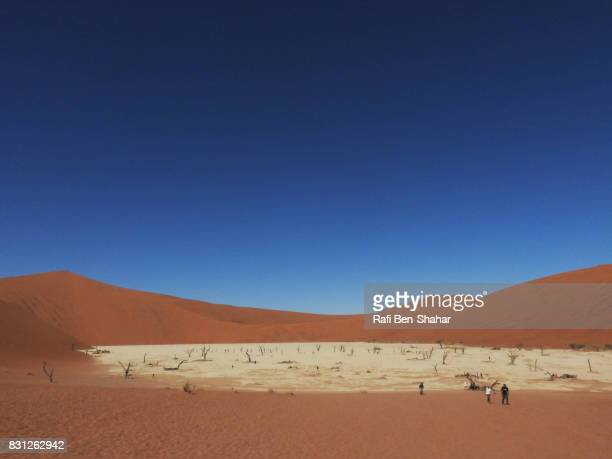 End of the world site in Namibia