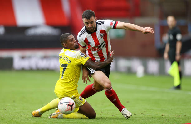 GBR: Sheffield United v Fulham - Premier League