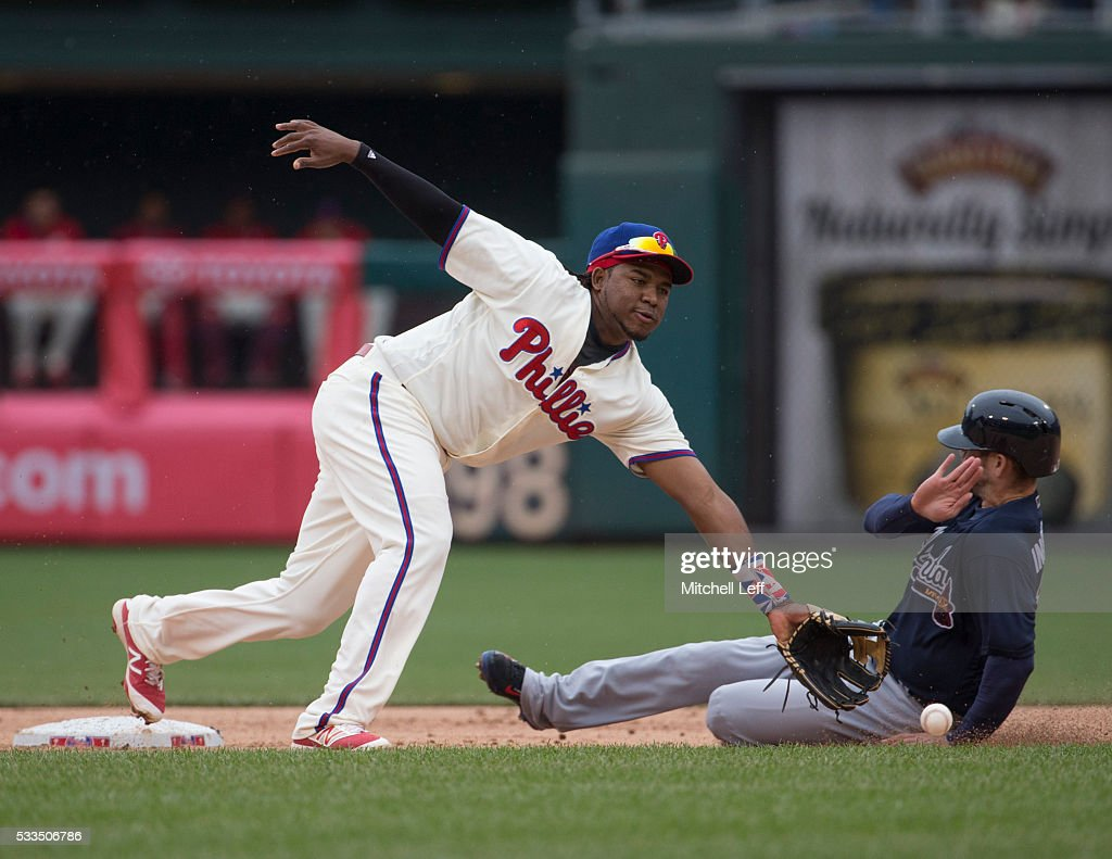 Atlanta Braves v Philadelphia Phillies