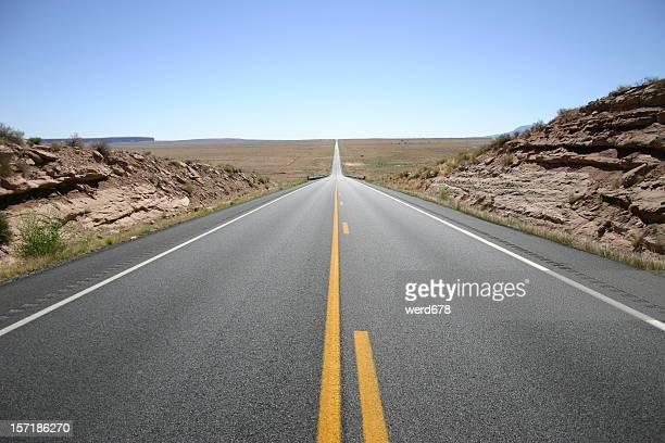 estrada sem fim - eternidade - fotografias e filmes do acervo