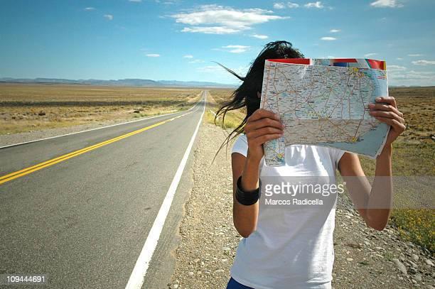 endless routes patagonia - radicella imagens e fotografias de stock
