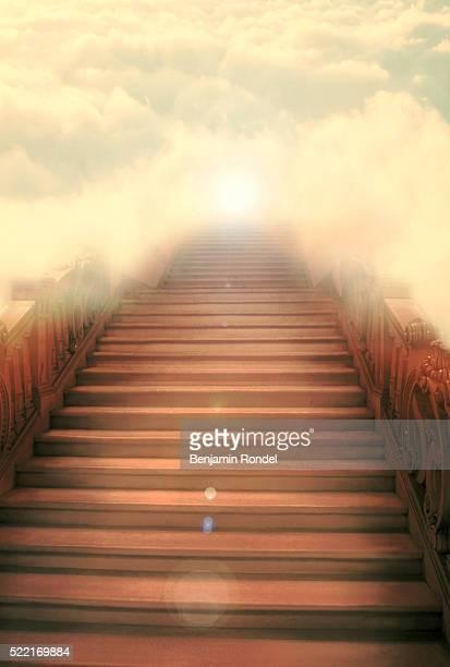 Endless stairway
