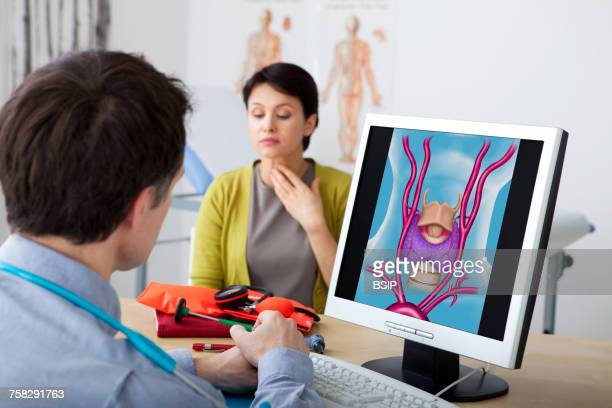Endocrinology consultation