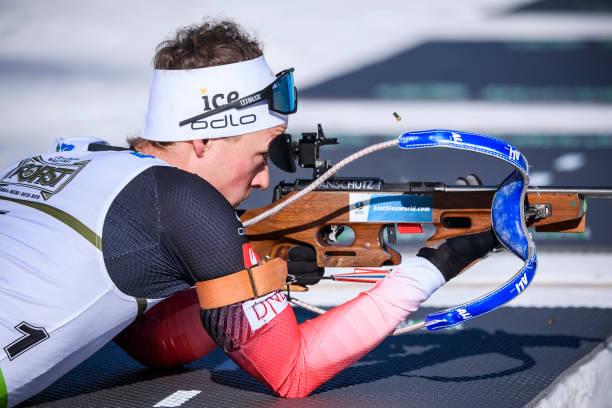 ITA: IBU Cup Biathlon Martell-Val Martello - Men 15 km Mass Start 60