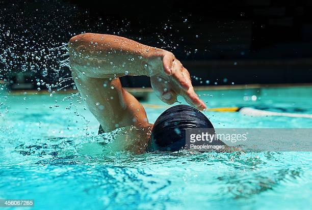 Resistencia de natación