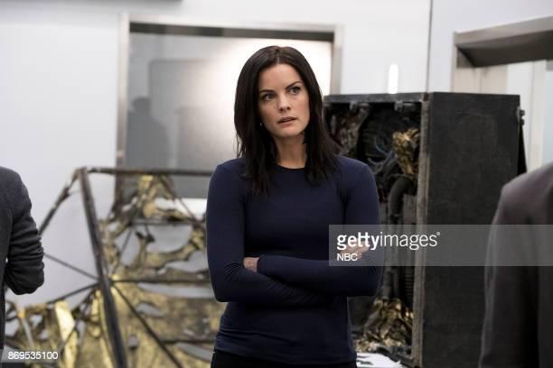 BLINDSPOT Enemy Bag of Tricks Episode 302 Pictured Jaimie Alexander as Jane Doe