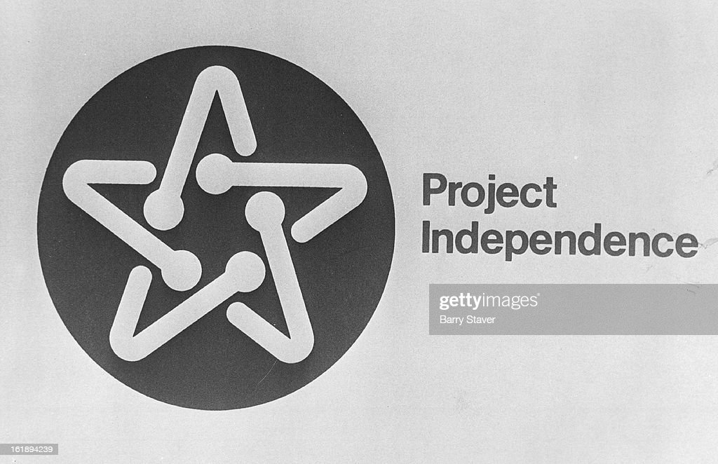 AUG 6 1974, SEP 1 1974; U.S. - Energy Administration (Project Independence); : News Photo