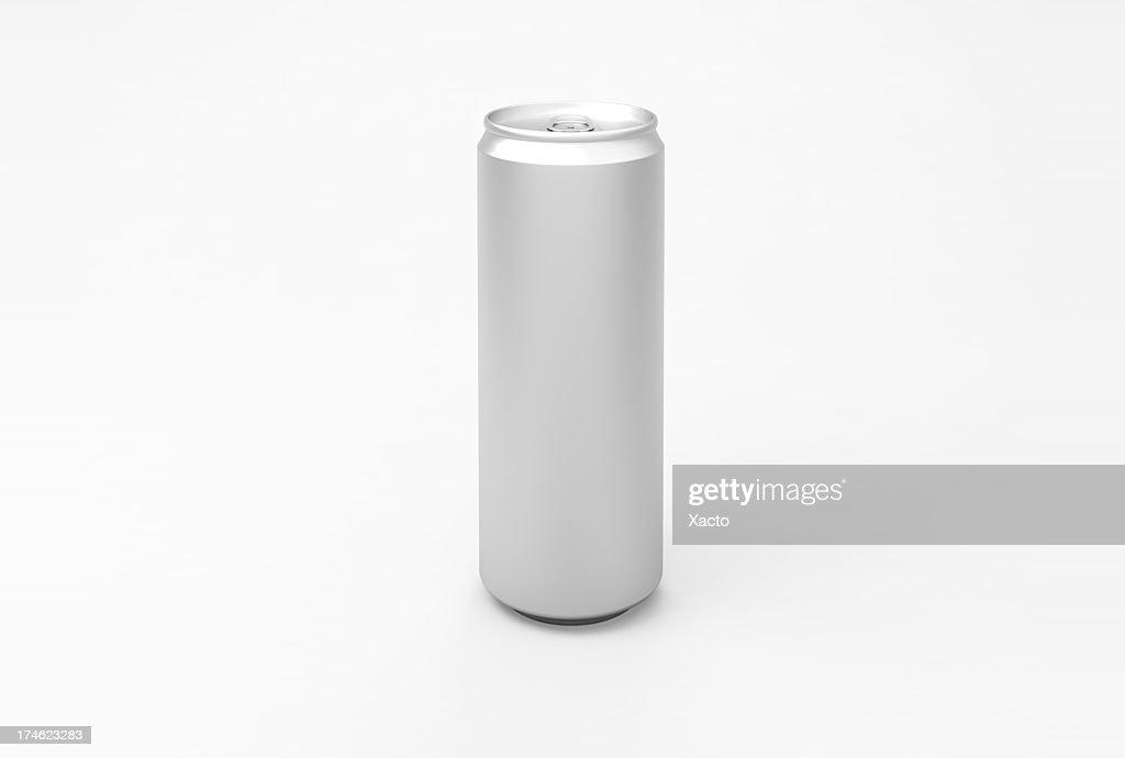Energía aluminio pueden : Foto de stock