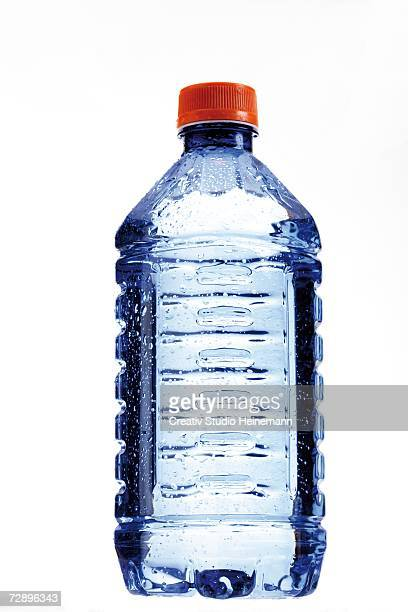 Water bottle, close-up