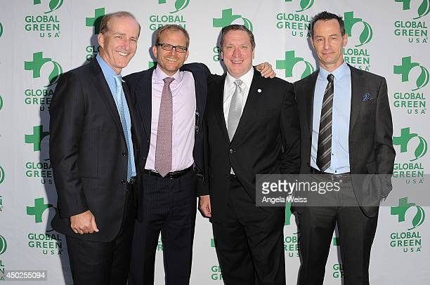 R NRG Energy President and CEO David Crane Global Green USA Event CoFounder and Board Member Matt Petersen US Green Building Council President CEO...