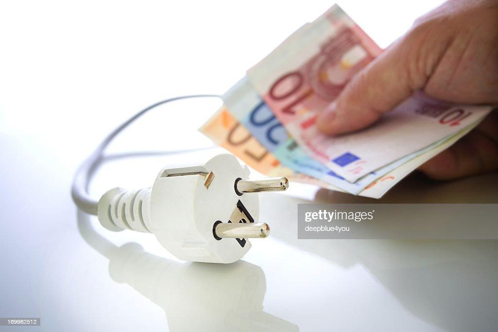 エネルギーを節約 : ストックフォト