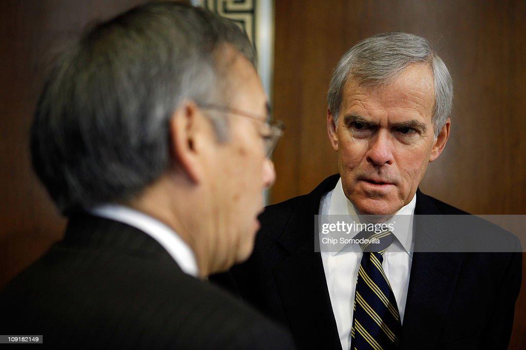 Energy Sec'y Chu Testifies At Senate Hearing On FY2012 Budget