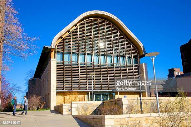 Energy-efficient building, New Haven