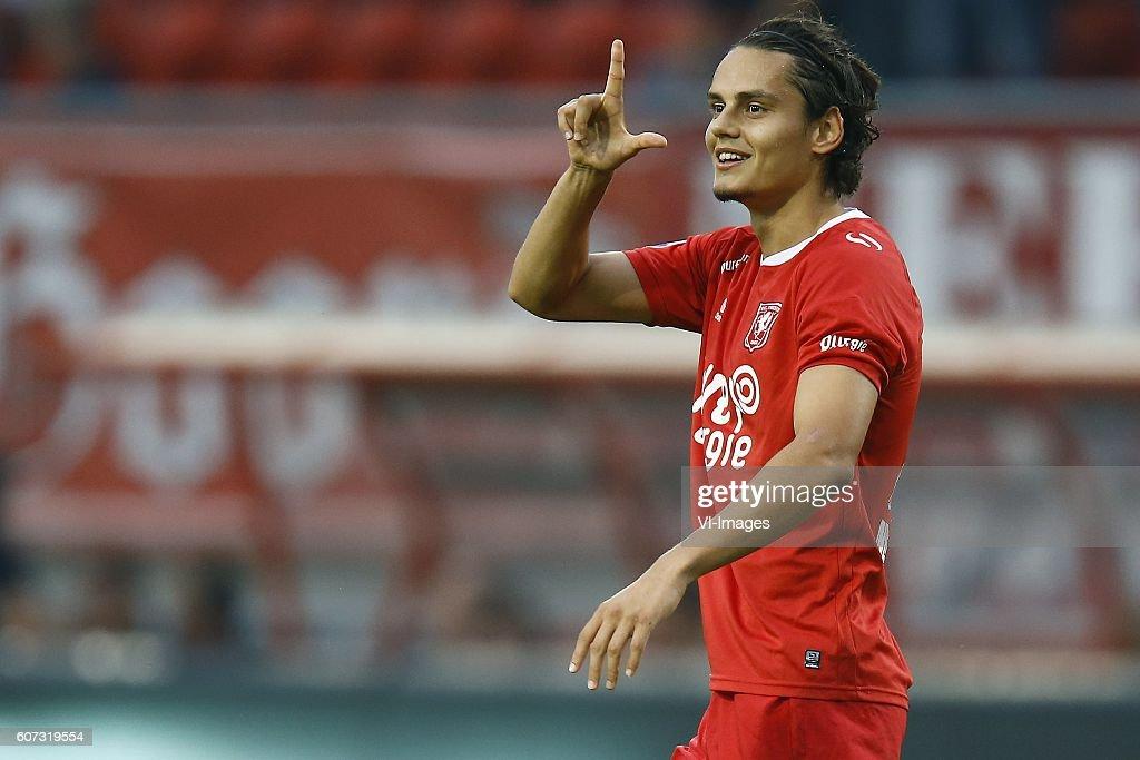 "Dutch Eredivisie - ""FC Twente v ADO Den Haag"" : News Photo"