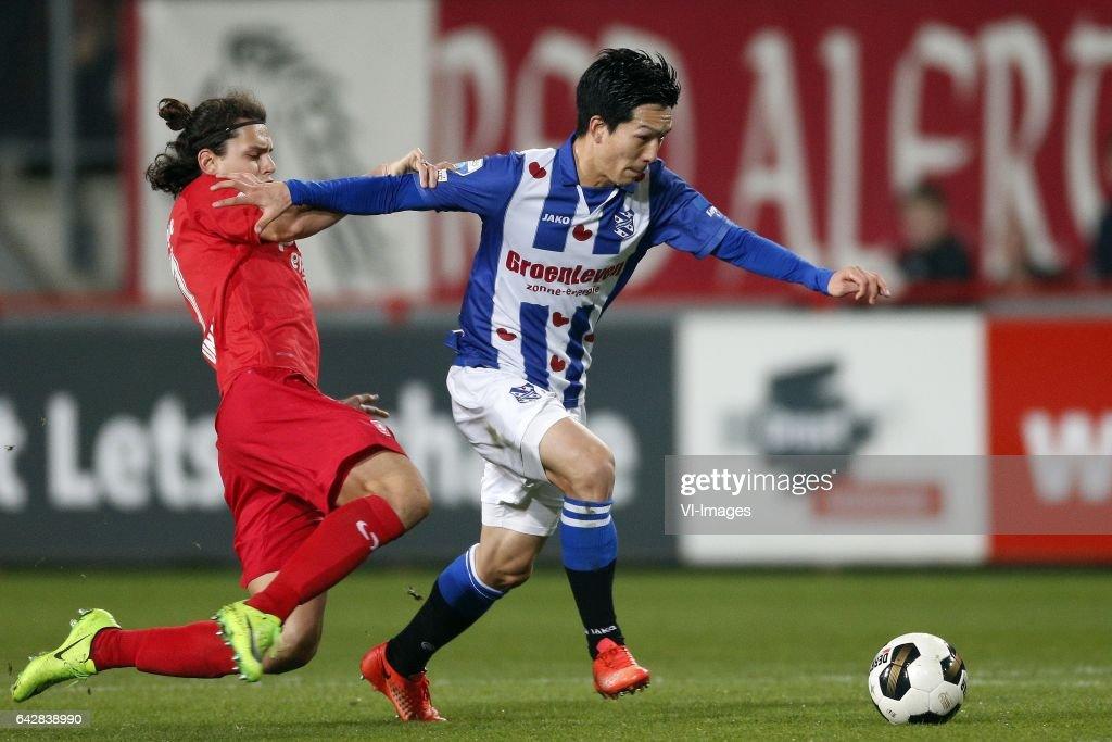 """Dutch Eredivisie""""FC Twente v SC Heerenveen"""" : News Photo"""