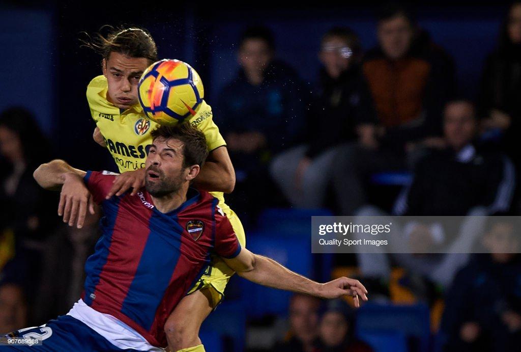Villarreal v Levante - La Liga