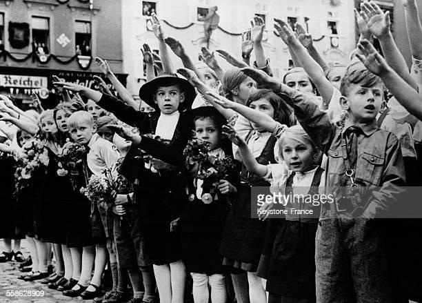 hungarian nazi photos et images de collection getty images