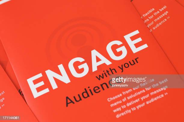 Engage with your Audience...