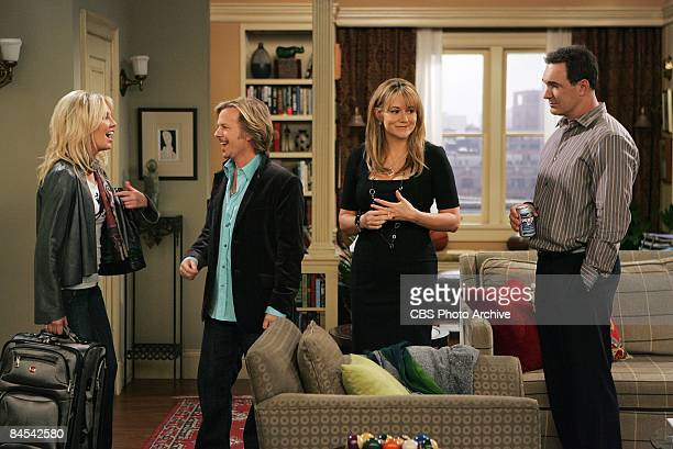 Engagement Party Russell comes to pick up Barbara who is staying with her sister Audrey and Jeff on RULES OF ENGAGEMENT November 5th on the CBS...