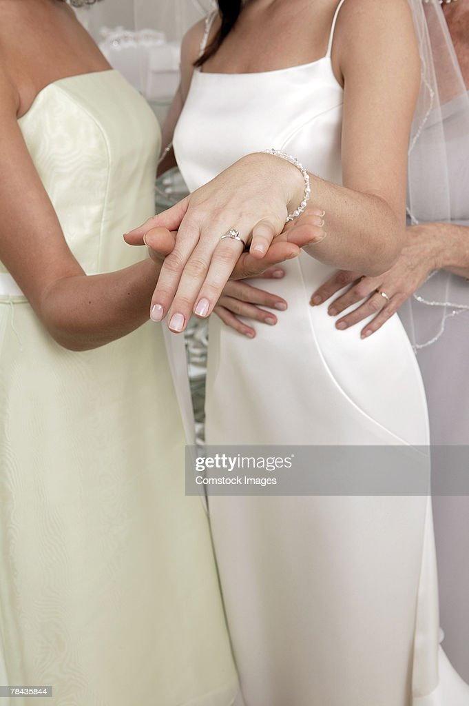 Engagement ring : Stockfoto