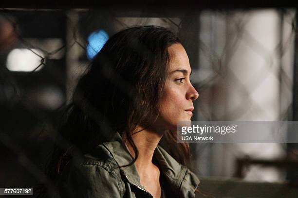SOUTH 'Engano Como Una Regla' Episode 106 Pictured Alice Braga as Teresa Mendoza