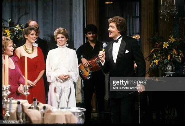 LOVING Engelbert Humperdinck GuestStarring Shoot Date November 23 1983 HUMPERDINCK