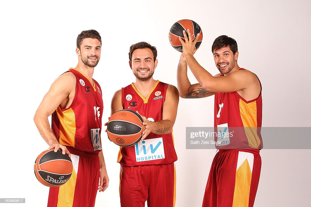 Galatasaray Liv Hospital Istanbul - 2013/14 Turkish Airlines Euroleague Basketball Media day