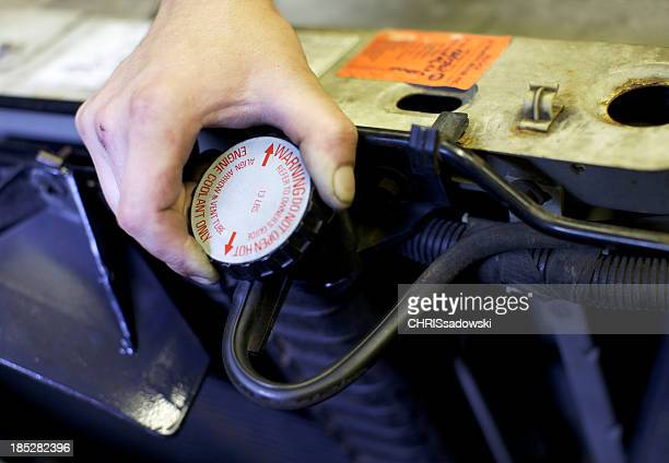 engine coolant - vehicle grille stock pictures, royalty-free photos & images