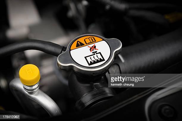 Engine Coolant Radiator Cap