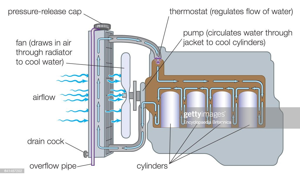 Chevy Radiator Flow Diagram - Product Wiring Diagrams •