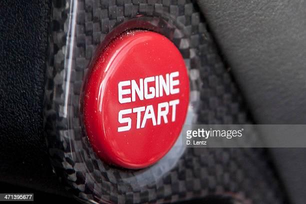 Bouton de démarrage moteur