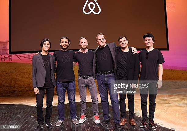 Engineer Airbnb Alex Blackstock Fares Nimri CoFounder Chief Product Officer Airbnb Joe Gebbia Cameron Sinclair Engineer Airbnb Andrew Vilcsak and...