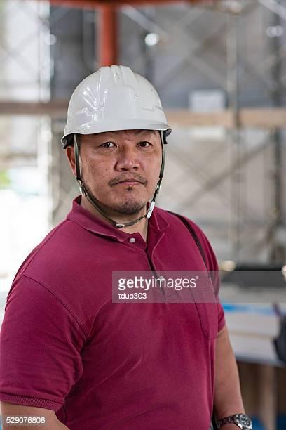 技師の建設プロジェクト