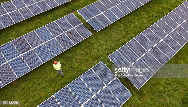 Engineer at Solar Farm