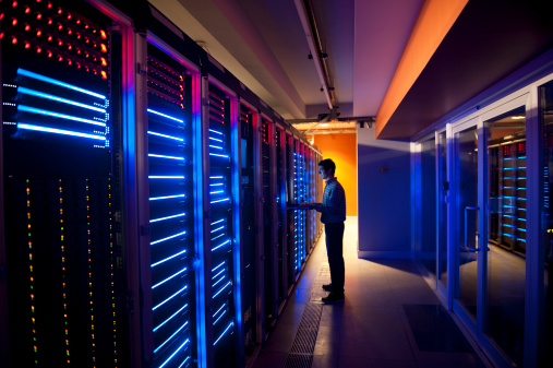 IT Engineer in Action Configuring Servers 147456329