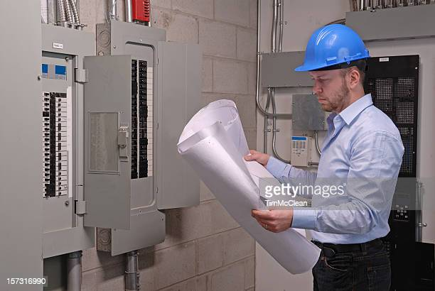 エンジニアである計画 - 人工物 ストックフォトと画像